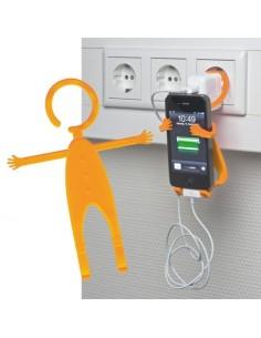 Uchwyt do ładowania telefonu w kształcie ludzika