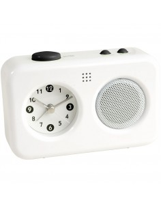 Zegar na biurko z alarmem