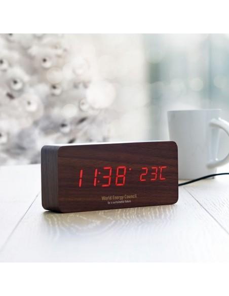 Zegar ledowy BUENOS AIRES