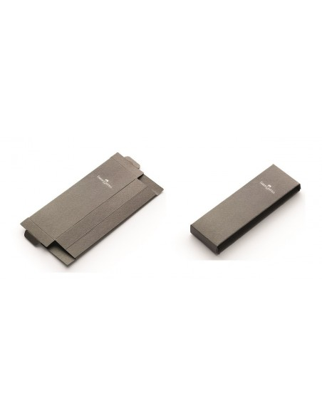 Długopis  Faber Castell Basic Metal Shiny