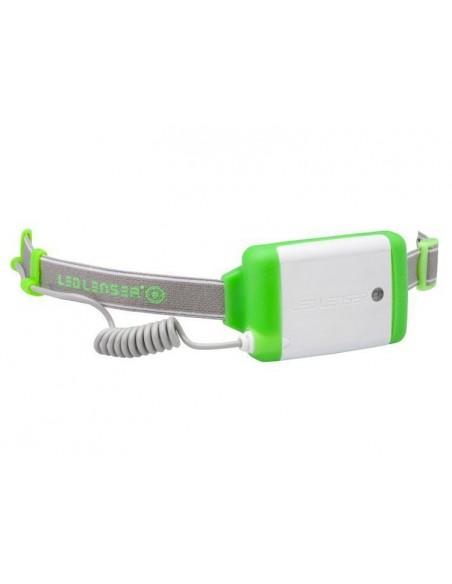 Latarka czołowa Led Lenser Neo Green