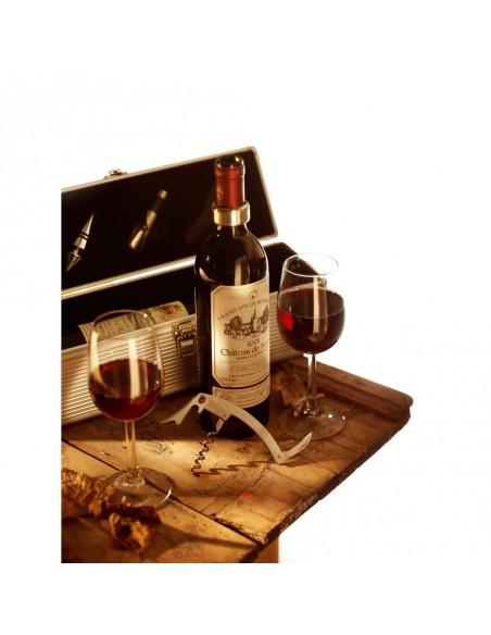 Zestaw do wina 4 elementy