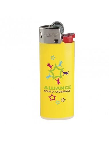 Zapalniczka Reklamowa Bic J25 Standard Lighter Z Wlasnym Nad