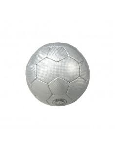 """Piłka Nożna """"Mini Carbon"""" , srebrny"""