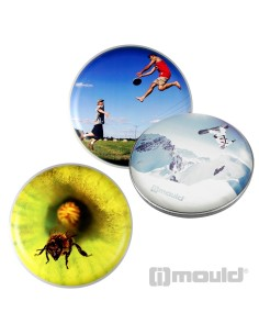 Frisbee 21z nadrukiem iMould full color