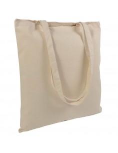 Torba na zakupy z grubej bawełny 280 g/m2