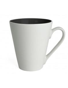 Kubek ceramiczny Attila biały 200 ml