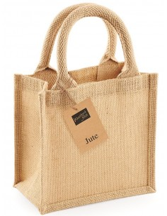 Torba z juty   Petite Gift Bag Westford Mill