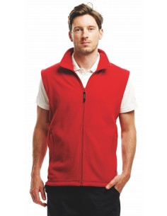 Męski Bezrękawnik Regatta Micro Fleece Bodywarmer