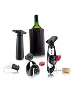 Zestaw do podawania wina dla zaawansowanych (7 elementów) Vacu Vin