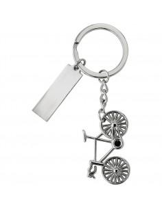 Brelok do kluczy rower