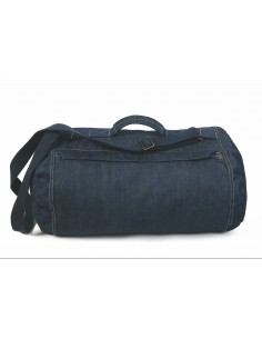 Torba podróżna jeans Duffle Bag DNM Feeling Good