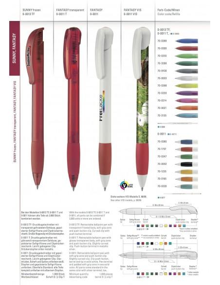 Długopis Uma Soft