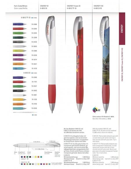 Długopis Uma  SI ENERGY