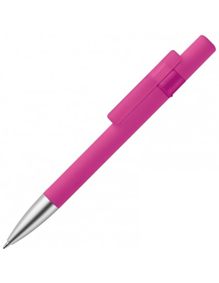 Długopis Toppoint California Metal Tip Twist - gumowany