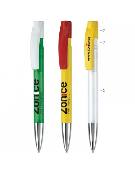 Długopis Toppoint Wega Combi metal tip