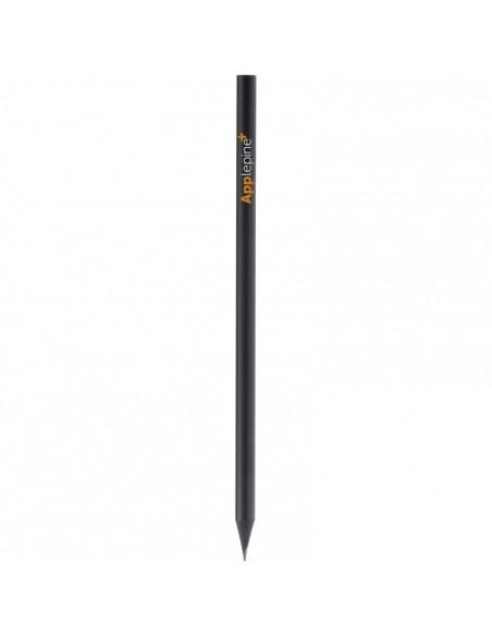 Czarny ołówek drewniany