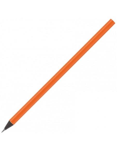 Ołówek z czarnym drewnem