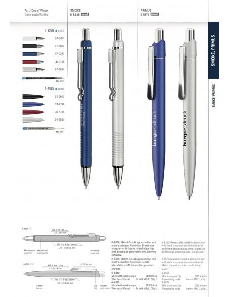 Długopis metalowy Uma Primus