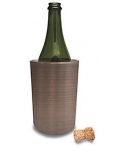 Miedziany cooler do schładzania wina Vin Bouquet
