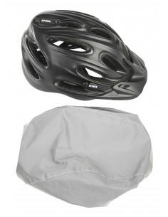 Odblaskowy pokrowiec na kask do roweru Merxteam