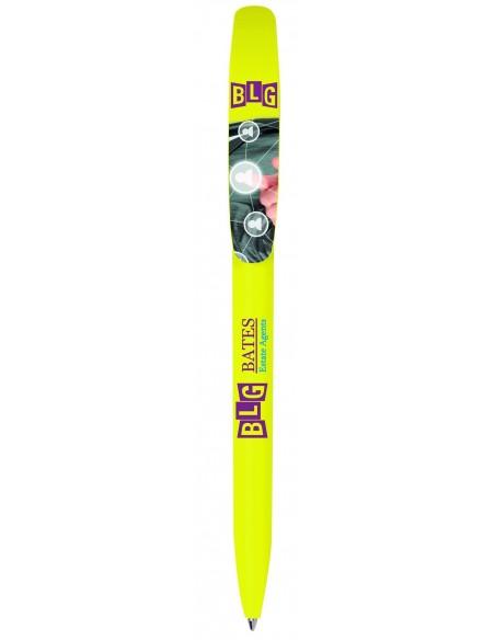 Długopis reklamowy BIC® Super Clip britePix™