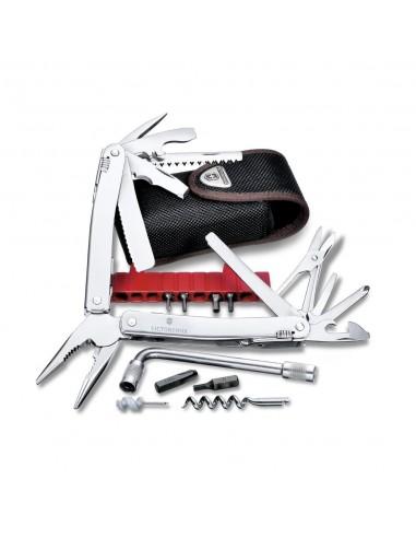 Multinarzędzie Victorinox Swiss Tool Spirit Plus (nylonowe etui)  3.0238.N