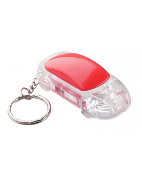 Brelok w kształcie samochodu z diodą LED