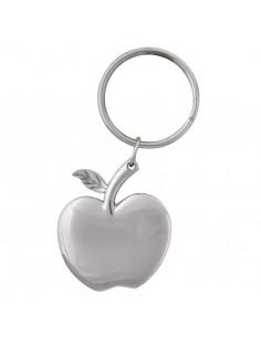 Metalowy brelok Apple