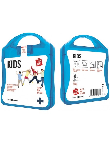 MyKit Zestaw pierwszej pomocy dla dzieci