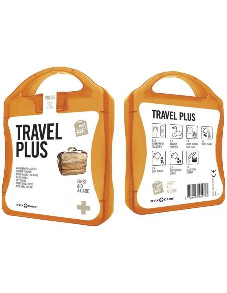 MyKit Zestaw pierwszej pomocy - Podróż Plus