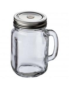 Słoik szklany do picia 470 ml
