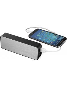 Głośnik Bluetooth®  i powerbank 4400 mah Zabrak