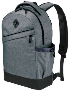 """Płaski plecak na laptop 15.6"""" Graphite"""