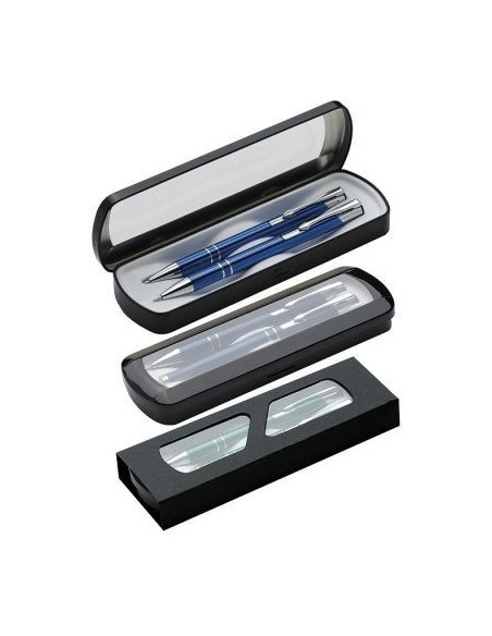 Zestaw piśmienny długopis i ołówek Cosmo