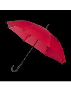 Automatyczny parasol wykonany z poliestru pongee.