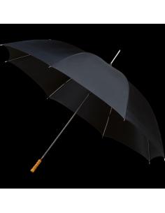 Parasol automatyczny z drewnianą rączką