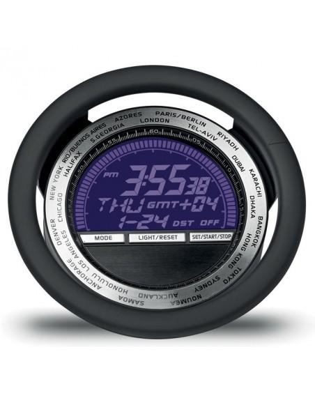 Zegar biurkowy sportowa KIEROWNICA Racing