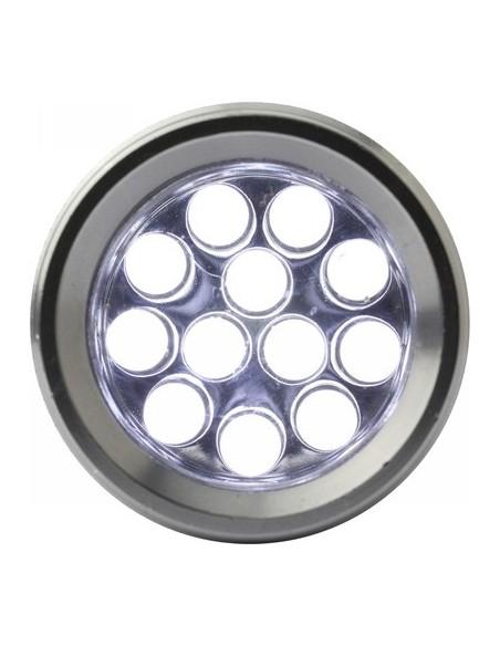Latarka kieszonkowa 12 LED