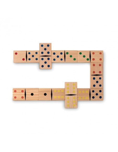 Domino w opakowaniu