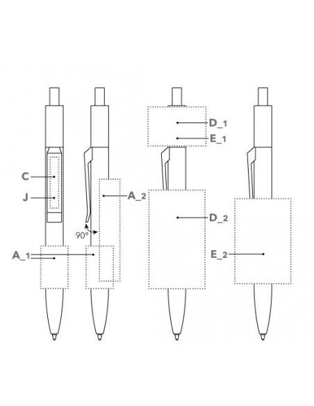 Długopis Senator Centrix