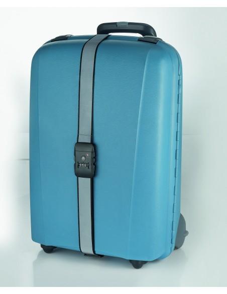 Pas zabezpieczający do bagażu TSATravel