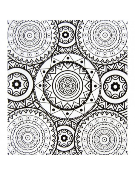 Zestaw do kolorowania Mandala