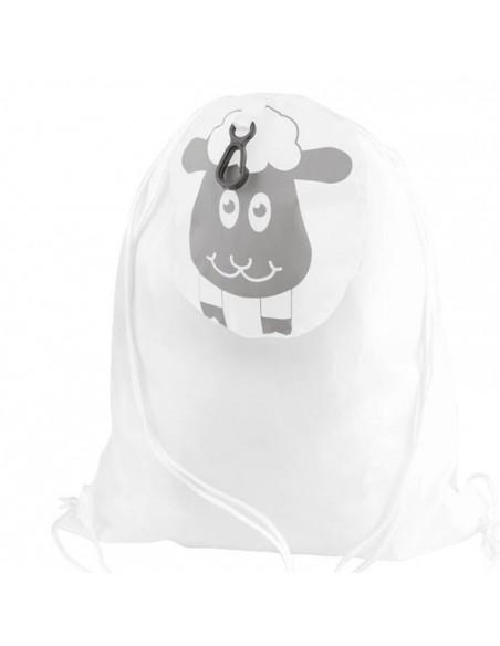 Składany plecak dla dzieci z motywem zwierząt