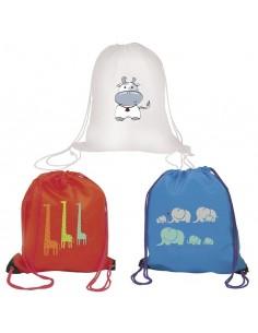 Plecak dla dzieci z motywem zwierząt