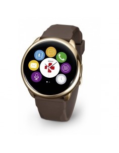 MyKronoz Smartwatch ZEROUND Pink Gold/Brown kolor brąz
