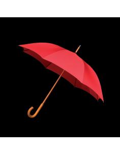 Parasol automatyczny poliester pongee