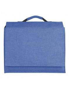 Teczka na dokumenty Bolsa Jeans Azul Roy