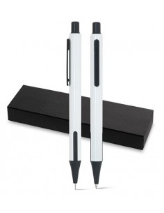 Zestaw piśmienny długopis + ołówek Hudson
