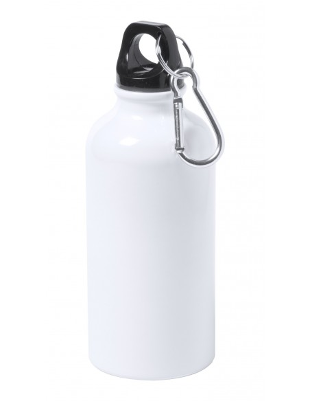 Metalowa butelka sportowa z nadrukiem full color